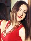 Photo of beautiful  woman Aleksandra with brown hair and grey eyes - 21573