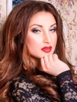 Photo of beautiful  woman Alesya with brown hair and blue eyes - 22054