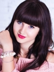 Photo of beautiful  woman Alina with light-brown hair and blue eyes - 20744