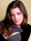 Photo of beautiful  woman Alina with brown hair and green eyes - 21242