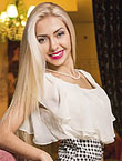 Photo of beautiful  woman Alisa with blonde hair and hazel eyes - 18226