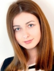 Photo of beautiful  woman Anastasia with light-brown hair and grey eyes - 21040
