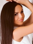 Photo of beautiful  woman Anastasiya with black hair and brown eyes - 19758