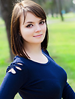 Photo of beautiful  woman Anna with brown hair and brown eyes - 12984