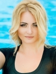 Photo of beautiful  woman Daria with blonde hair and green eyes - 22138