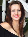 Photo of beautiful  woman Ekaterina with light-brown hair and brown eyes - 23296
