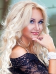 Photo of beautiful  woman Elena with blonde hair and blue eyes - 20034