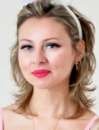 Photo of beautiful  woman Elena with light-brown hair and blue eyes - 20271