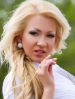 Photo of beautiful  woman Inga with blonde hair and blue eyes - 21645