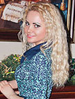 Photo of beautiful  woman Inna with blonde hair and brown eyes - 18225