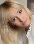 Photo of beautiful  woman Irina with blonde hair and brown eyes - 21196