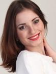Photo of beautiful  woman Irina with brown hair and hazel eyes - 21213