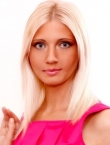 Photo of beautiful  woman Irina with blonde hair and grey eyes - 21708