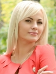 Photo of beautiful  woman Irina with blonde hair and brown eyes - 22546