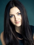 Photo of beautiful  woman Karina with brown hair and brown eyes - 22448