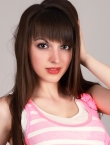 Photo of beautiful  woman Lesya with light-brown hair and brown eyes - 21869