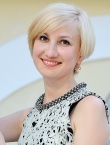 Photo of beautiful  woman Lilia with blonde hair and hazel eyes - 20367