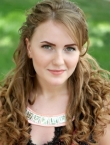Photo of beautiful  woman Maria with light-brown hair and green eyes - 21507