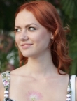 Photo of beautiful  woman Mariya with light-brown hair and green eyes - 22918