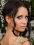 Photo of beautiful  woman Maryna with brown hair and brown eyes - 20172
