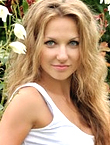 Photo of beautiful  woman Morika with light-brown hair and blue eyes - 12269