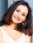Photo of beautiful  woman Nadegda with brown hair and brown eyes - 23500
