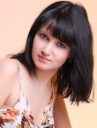 Photo of beautiful  woman Nadejda with black hair and grey eyes - 21191