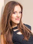 Photo of beautiful  woman Nadezhda with brown hair and brown eyes - 20651