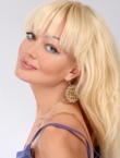 Photo of beautiful  woman Natali with blonde hair and grey eyes - 22885