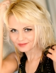 Photo of beautiful  woman Natalia with blonde hair and brown eyes - 20906