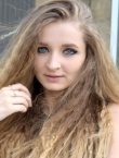 Photo of beautiful  woman Natalia with light-brown hair and blue eyes - 22320