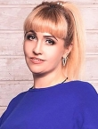 Photo of beautiful  woman Natalia with blonde hair and hazel eyes - 23081