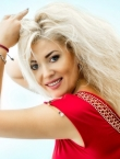Photo of beautiful  woman Natalya with blonde hair and blue eyes - 22145
