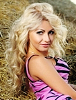 Photo of beautiful  woman Olesya with blonde hair and blue eyes - 12294