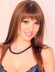Photo of beautiful  woman Olga with black hair and brown eyes - 20723