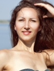 Photo of beautiful  woman Olga with brown hair and brown eyes - 21921
