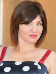 Photo of beautiful  woman Olga with light-brown hair and hazel eyes - 22486