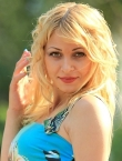 Photo of beautiful  woman Olga with blonde hair and blue eyes - 23388