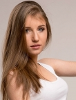 Photo of beautiful  woman Ruslana with light-brown hair and blue eyes - 20823