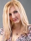 Photo of beautiful  woman Svetlana with blonde hair and brown eyes - 21789