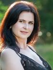Photo of beautiful  woman Svetlana with brown hair and green eyes - 23830