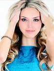 Photo of beautiful  woman Tanya with blonde hair and blue eyes - 12293