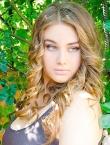 Photo of beautiful  woman Tatiana with grey hair and green eyes - 21604