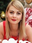 Photo of beautiful  woman Tatiana with blonde hair and green eyes - 22882