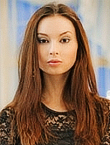 Photo of beautiful  woman Vika with brown hair and brown eyes - 12321