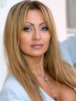 Photo of beautiful  woman Viktoria with light-brown hair and blue eyes - 22047