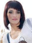 Photo of beautiful  woman Yuliya with brown hair and green eyes - 22701